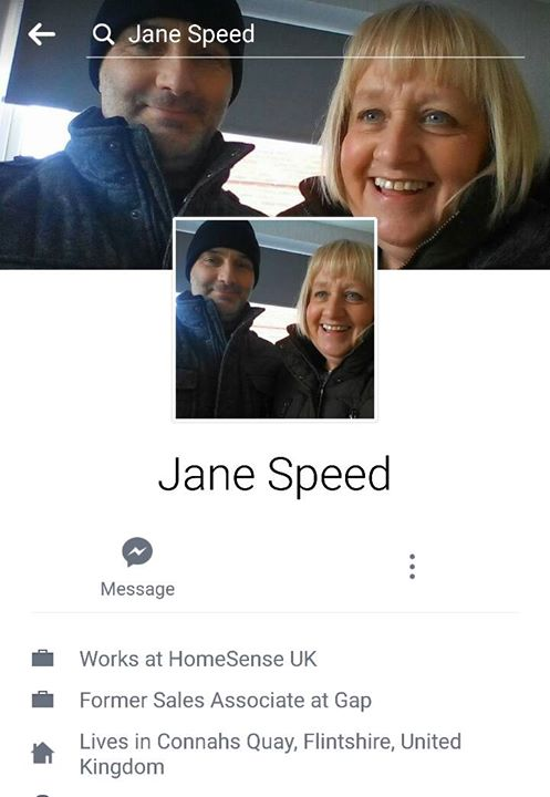 Congratulations To Our Competition Winner Jane Speed