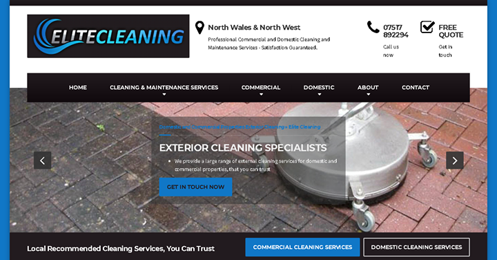 Have you seen Elite Cleaning NW's new website?: Local Domestic & Commercial Cleaning Services Contractors Near Me in Flintshire, Denbighshire, Wrexham, Cheshire, Wirral, Chester, Liverpool, Cheshire, Shotton, Connah's Quay, Queensferry, Hawarden, Ewloe, Drury, Buckley, Mynydd Isa, Northop, Northop Hall, Mold, Garden City, Saughall, Blacon, Chester, Pentre, Sandycroft, Mancot, Sychdyn, Alltami, Pen Y Ffordd, Higher Kinnerton, Deeside, Chester, Mold and Nearby Areas.