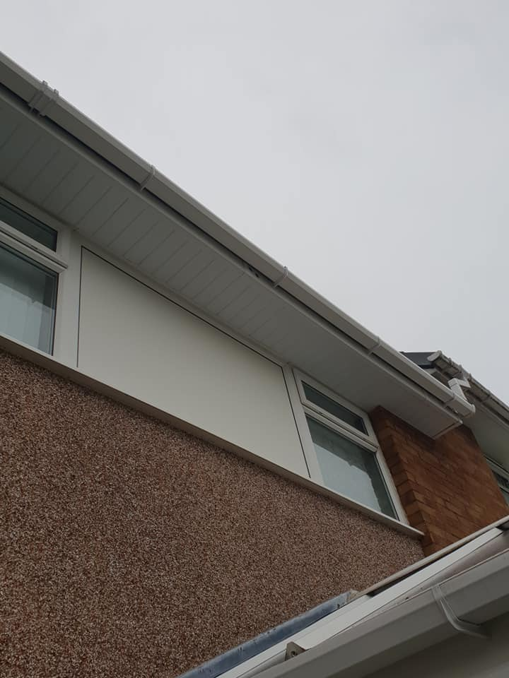 Gutter, fascia and soffit clean carried out in Connah's Quay.: Local Domestic & Commercial Cleaning Services Contractors Near Me in Flintshire, Denbighshire, Wrexham, Cheshire, Wirral, Chester, Liverpool, Cheshire, Shotton, Connah's Quay, Queensferry, Hawarden, Ewloe, Drury, Buckley, Mynydd Isa, Northop, Northop Hall, Mold, Garden City, Saughall, Blacon, Chester, Pentre, Sandycroft, Mancot, Sychdyn, Alltami, Pen Y Ffordd, Higher Kinnerton, Deeside, Chester, Mold and Nearby Areas.